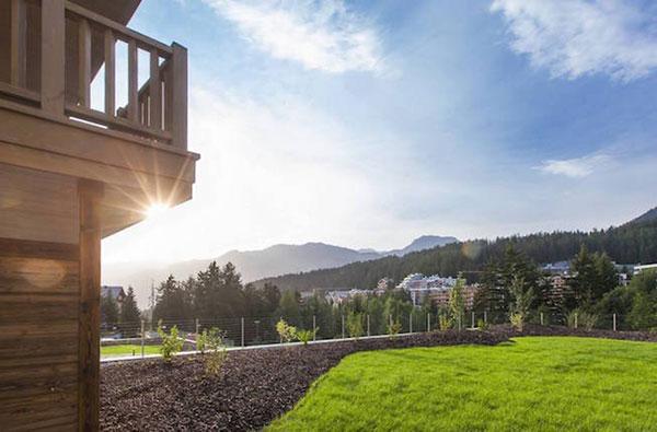 Estos apartamentos vacacionales en Crans Montana se encuentran entre las pocas residencias en Suiza que pueden ser adquiridas por extranjeros no-residentes.