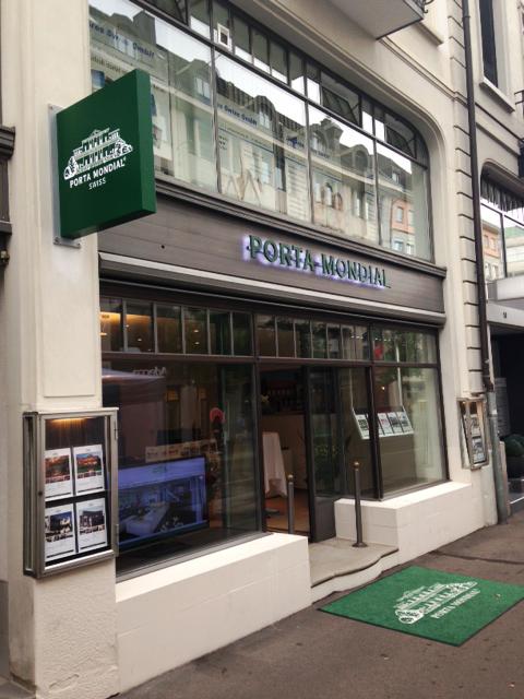 Porta Mondial ahora también en Suiza