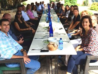 Encuentro Internacional de Socios de Porta Mondial en Mallorca