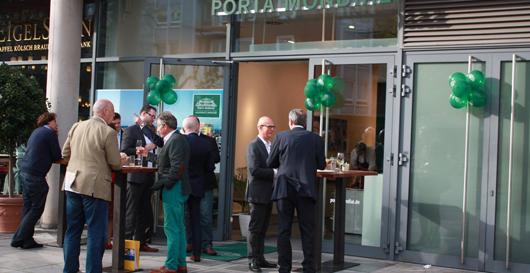 Porta Mondial Düsseldorf se ha trasladado